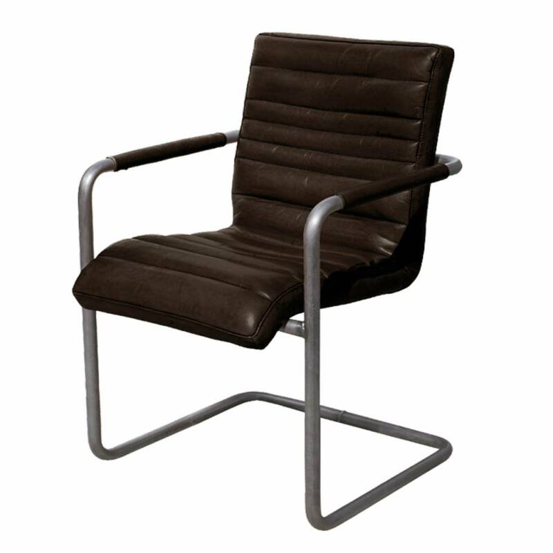 Lifestyle Chicago Swing Armchair - Black