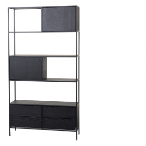Lifestyle Home collection - Fraser Cabinet - LxBxH: 100x35x190