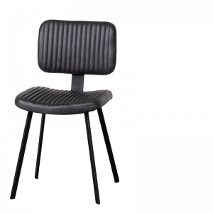 Lifestyle INDIANA DINING CHAIR Black