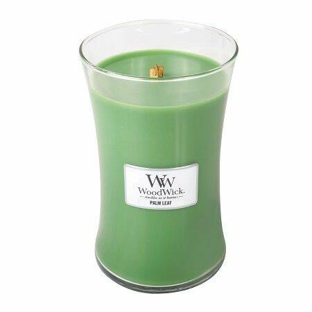 WoodWick Palm Leaf Large Candle.