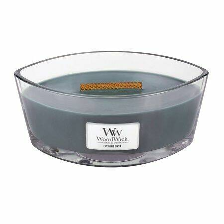 WoodWick® Evening Onyx HearthWick Ellips