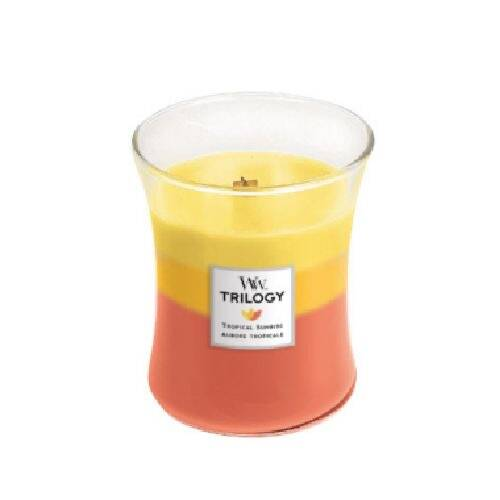 Woodwick Trilogy Tropical Sunrise Medium
