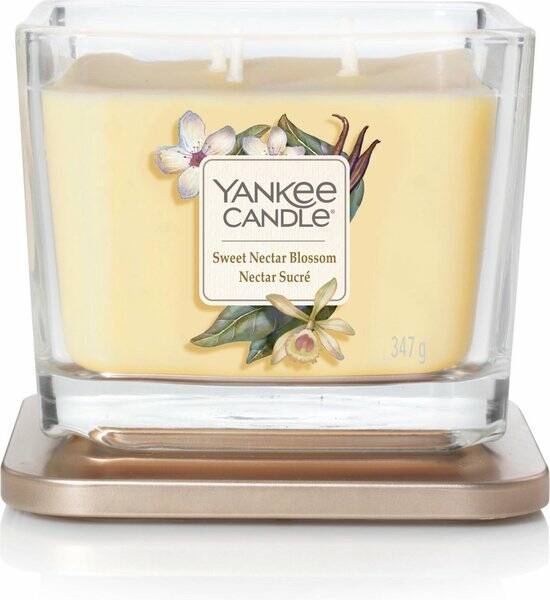 Yankee Candle Sweet Nectar Blossom - Medium Vessel