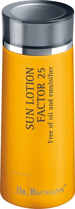Sun Lotion Factor 25 - free of oil - 75ML