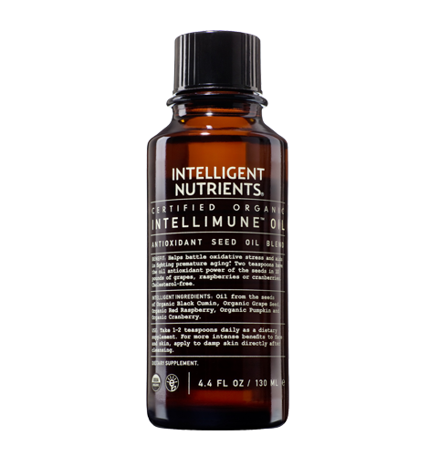 INTELLIMUNE ® ANTIOXIDANT SUPER SEED OIL COMPLEX - 130ML