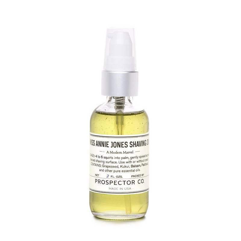 Miss Annie Jones Scheerolie van PROSPECTOR CO. - 60ML