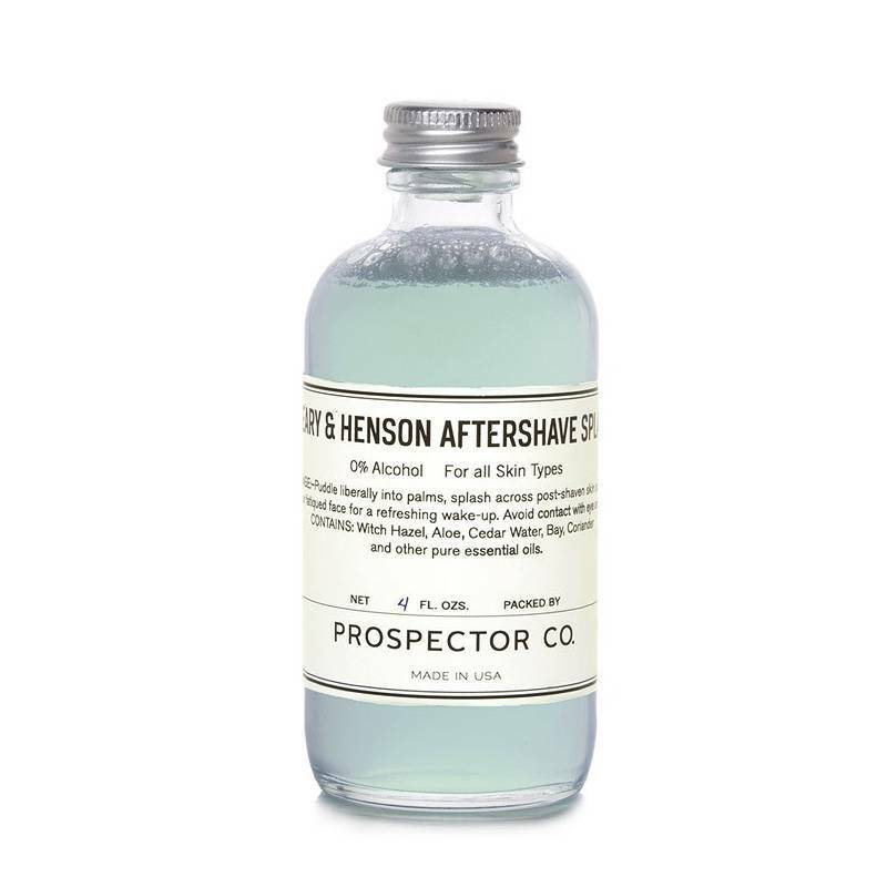 Peary & Henson Aftershave van PROSPECTOR CO. - 118ML