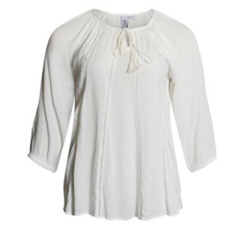 CISO BLOUSE OFF WHITE