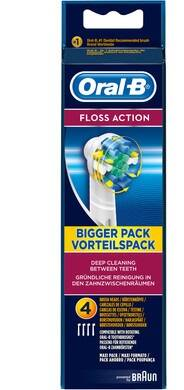 Oral-B Floss Action - 4 Opzetborstels