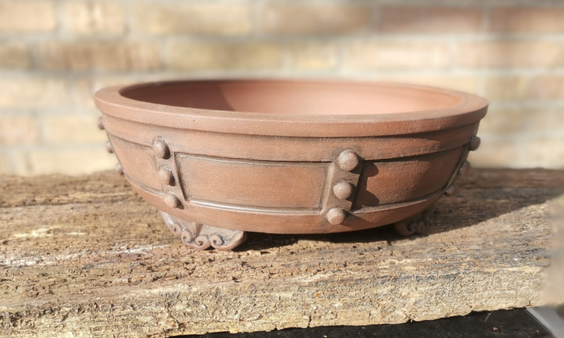 """""""The naked drum"""" 33x10,5 cm"""