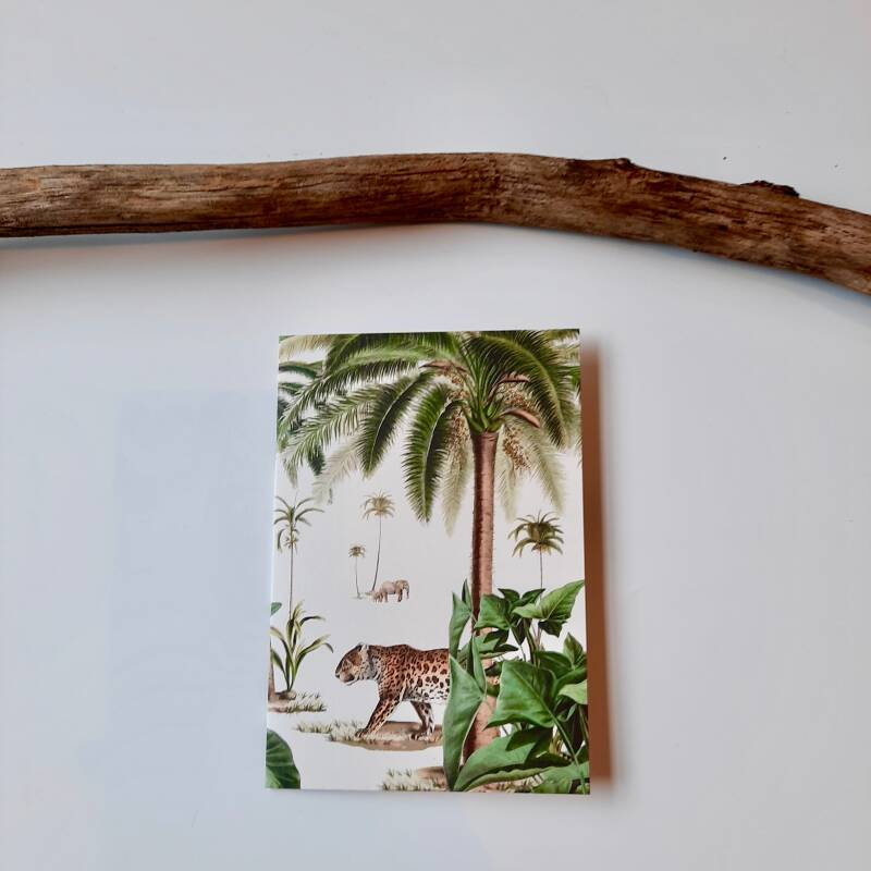 Greeting Card - Walk in the park