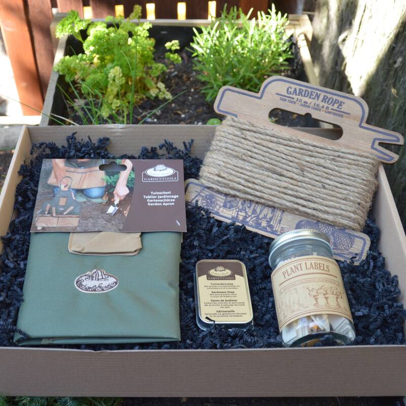 Gardening has NOT been cancelled cadeaubox