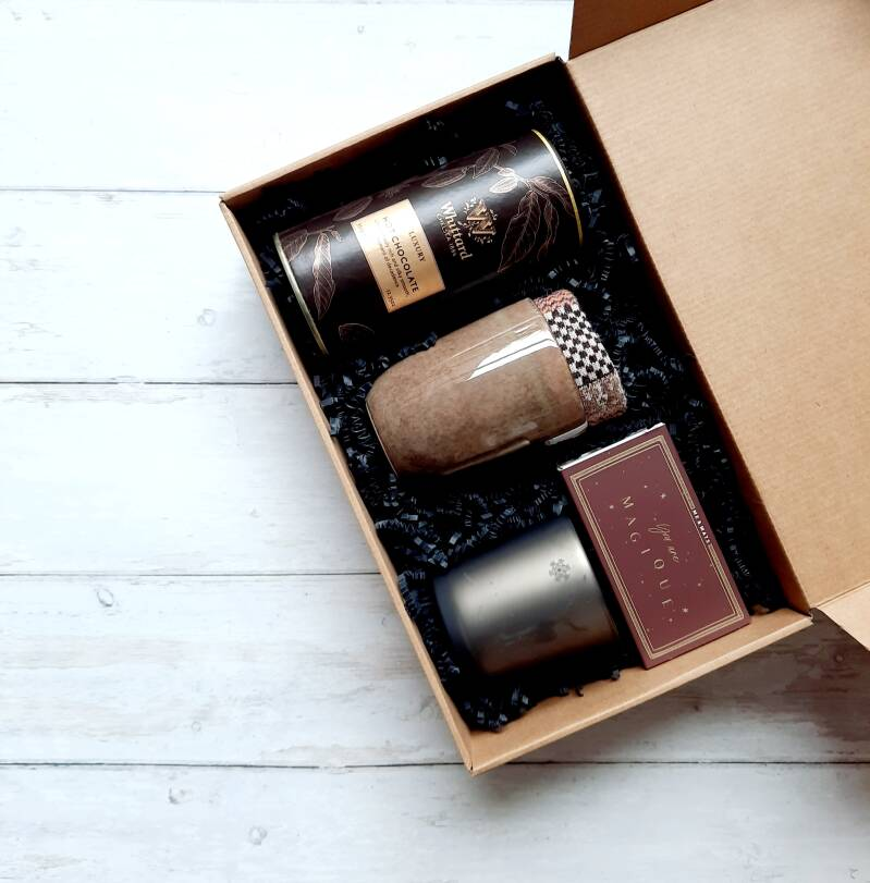 Cosy By The Fireplace Cadeaubox