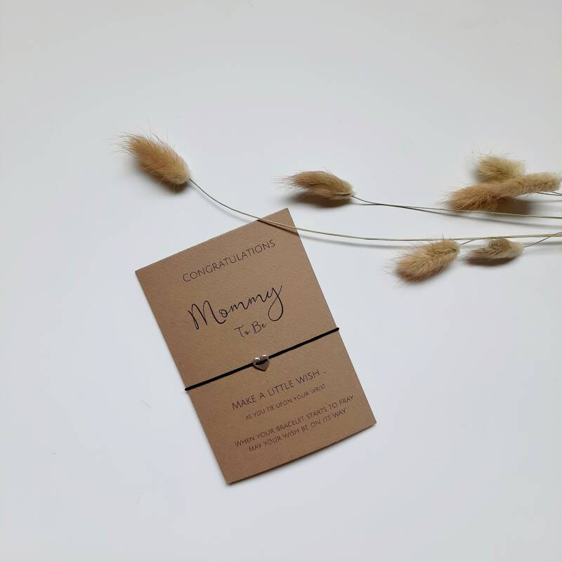 Aankondiging - Mommy to be