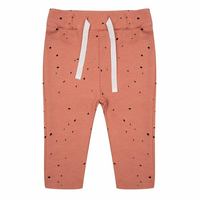 Little Indians Legging Dots Canyon Clay