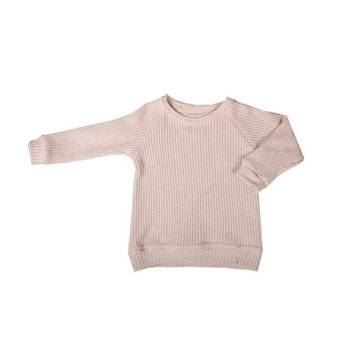 Siemz Sweater Knit Sand