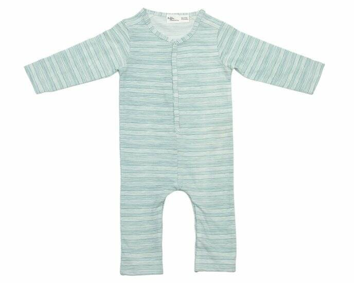 Riffle Amsterdam Suit Stripe Green