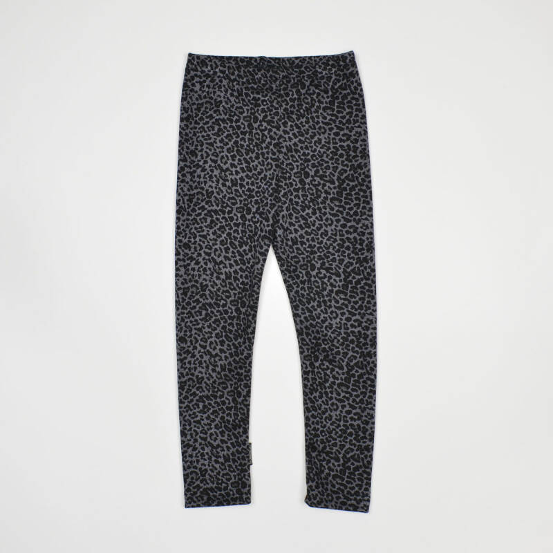No Label Kidswear Legging - Grey Leo
