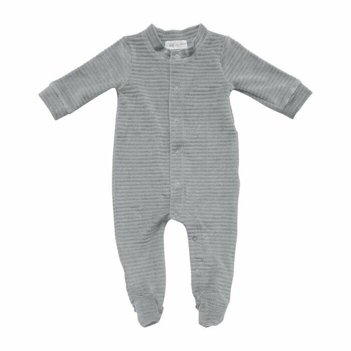 Witlof for Kids Boxpakje Corduroy Warm grey
