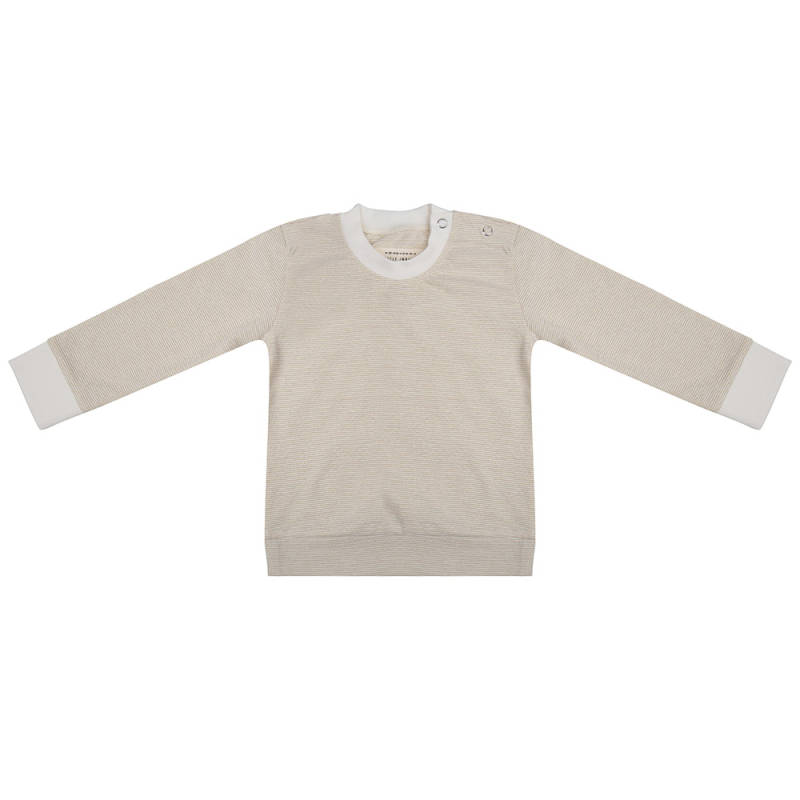 Little Indians Sweater - Gold Stripe