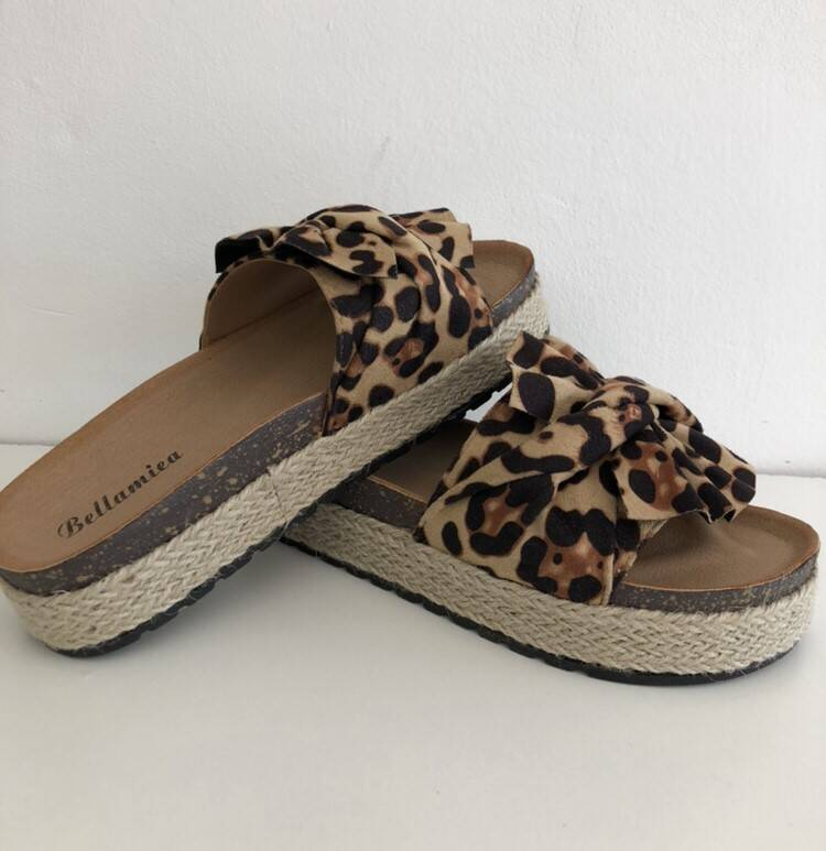 Slippers Bella Panter
