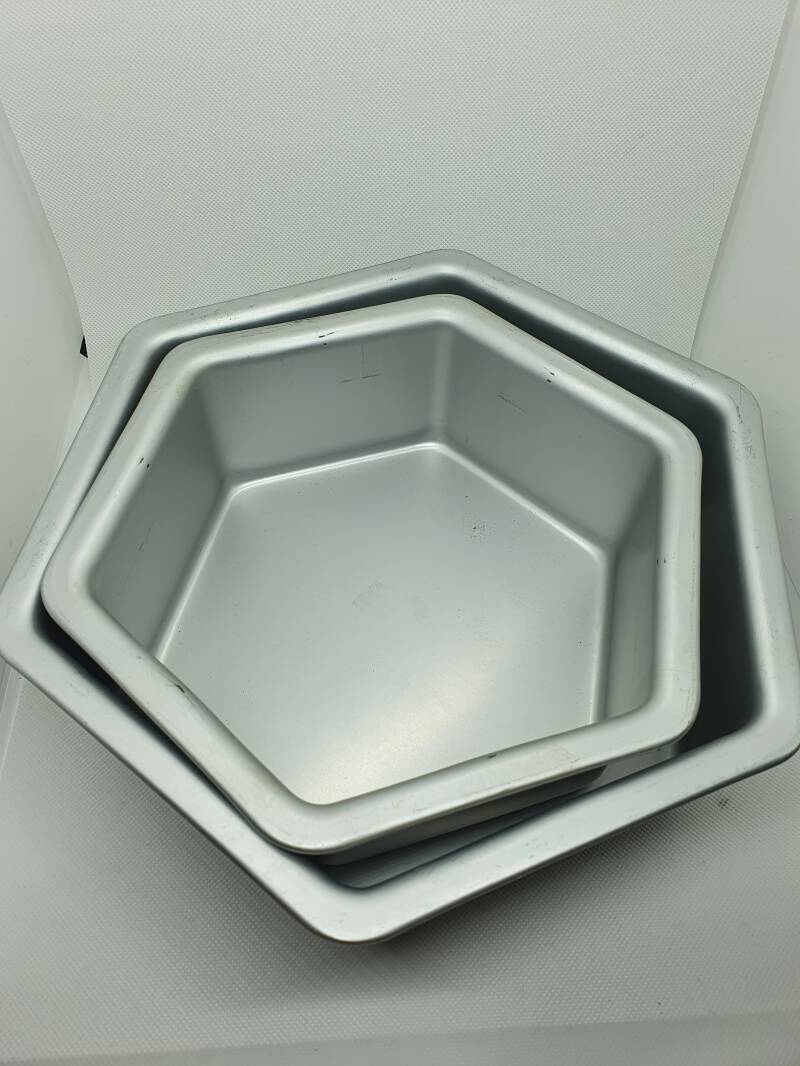 PME hexagon cakepan WT70