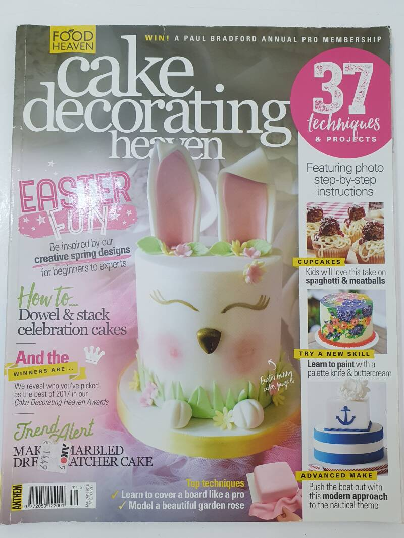 Cake decorating Heaven Li34