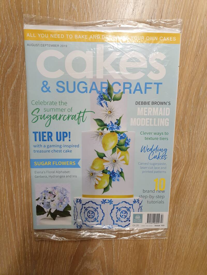 Cakes and sugarcrafts Li62