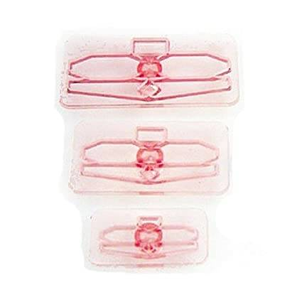 JEM Small Bows set of 3 H8