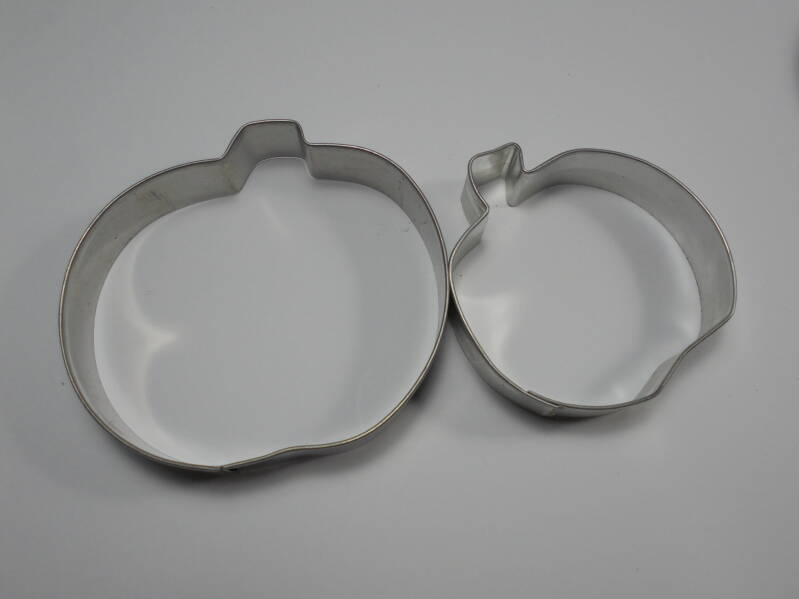 Pompoen set Cookie cutter K26