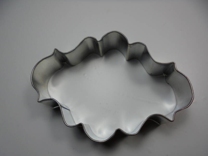 Barok cookie cutter tag D20