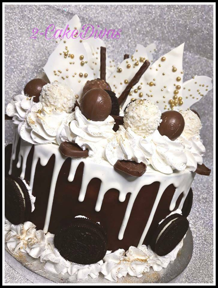 Workshop try- out Dripcake 20 januari