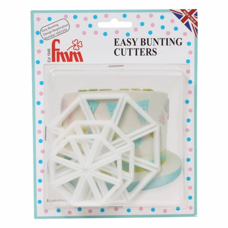 Easy bunting cutters RZ27