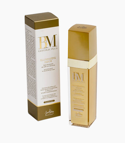 BM Glycolic plus Iluminating Serum
