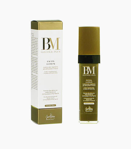 BM Glycolic plus Facial Lotion