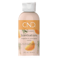 CND - Scentsations - Tangerine & Lemongrass Lotion