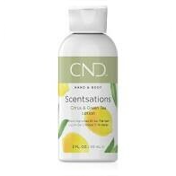 CND - Scentsations - Citrus & Green Tea Lotion