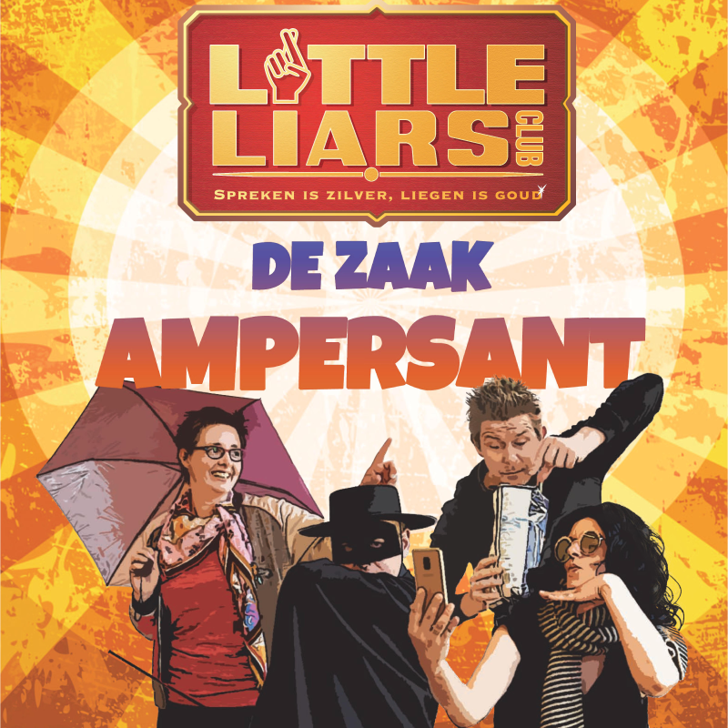 Ticket De Zaak Ampersant