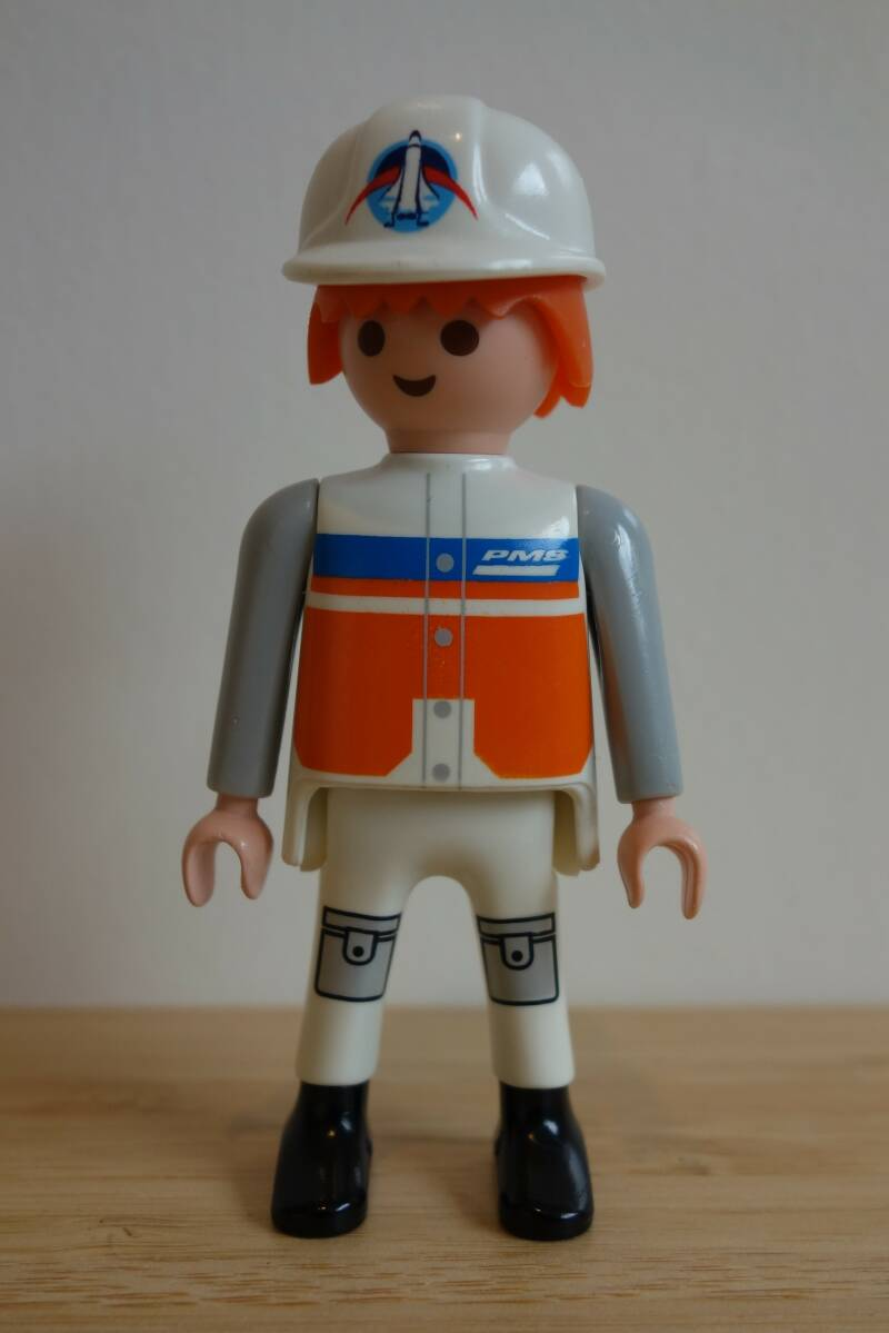 Playmobil man 5