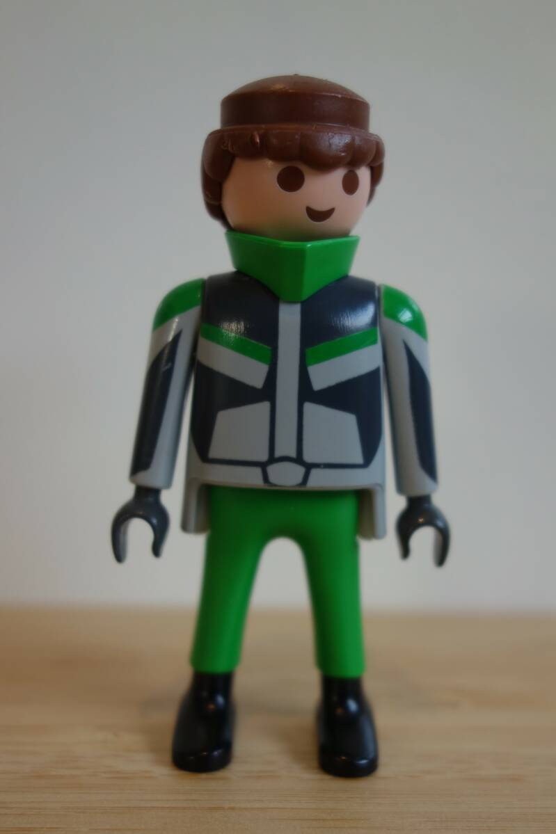 Playmobil man 15