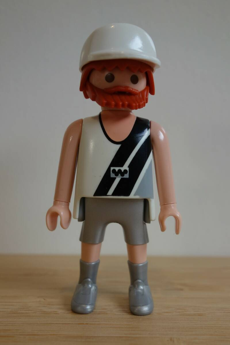 Playmobil man 20