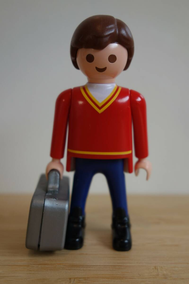 Playmobil man