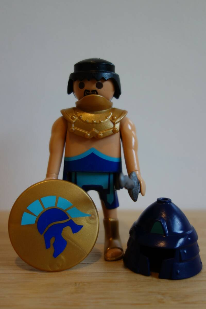 Playmobil gladiator