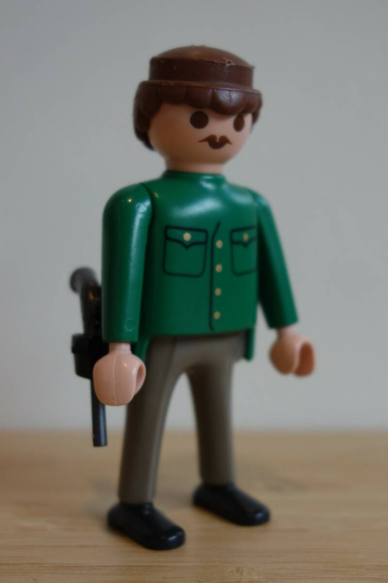 Playmobil man 43