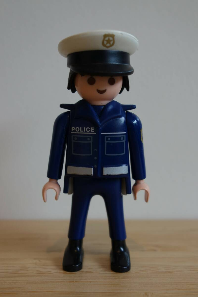 Playmobil man 45