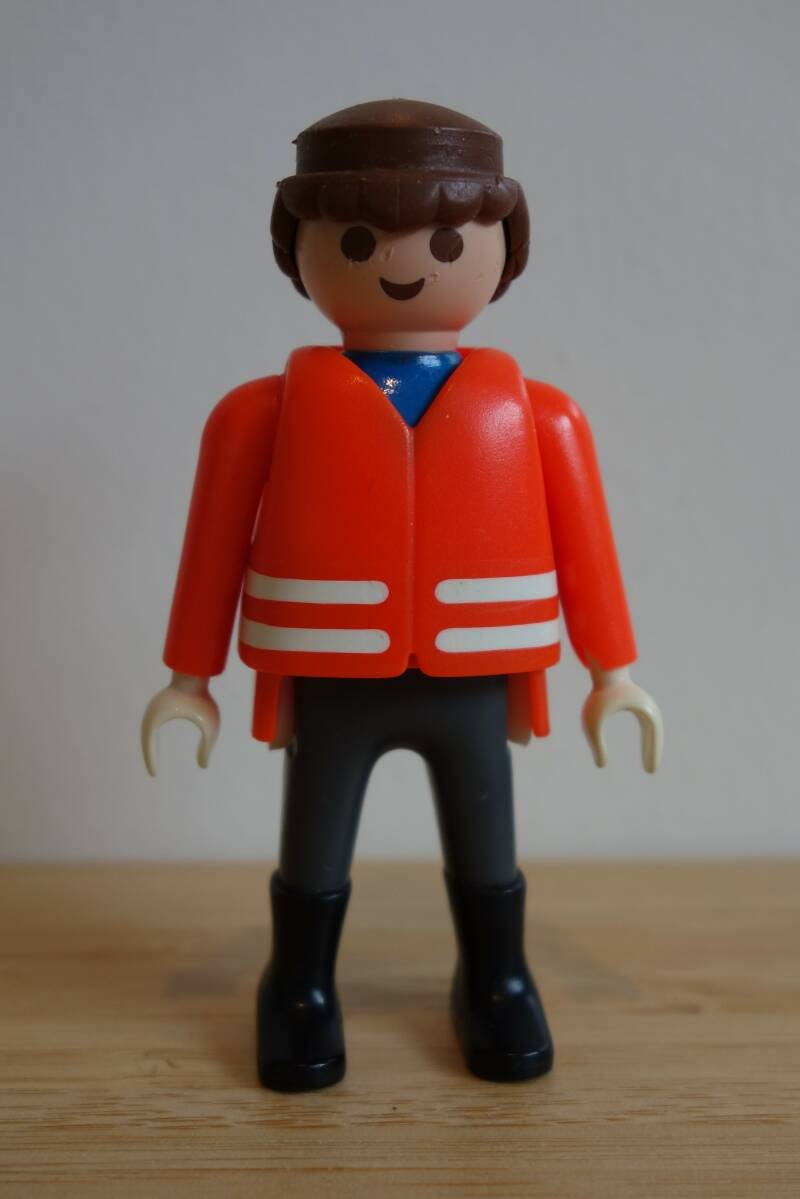 Playmobil man 48