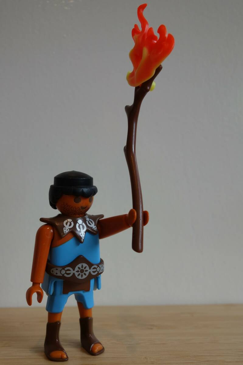 Playmobil gladiator 1