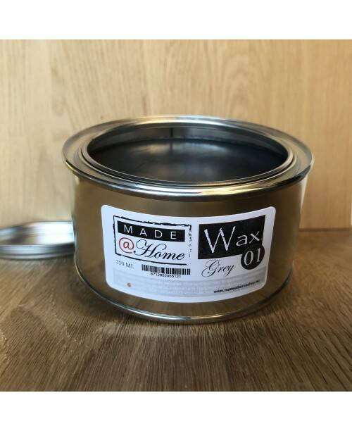 250 ml M@H Wax 01 Grey