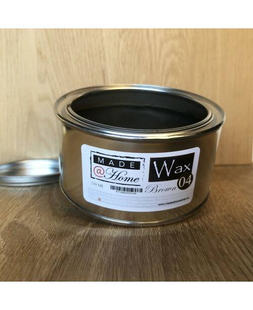 250 ml M@H Wax 04 Brown