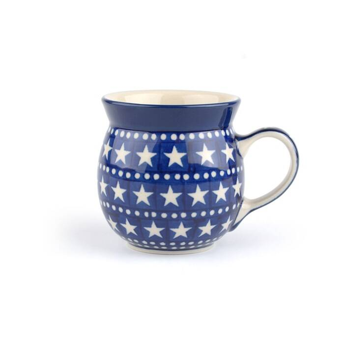 Boerenmok 240 ml Blue Stars